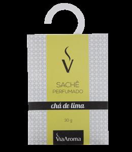 via-aroma-sache-perfumado-cha-de-lima