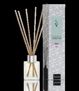 Difusor Ambiente Via Aroma Aromatizador Vareta Stick100ml Baby Angulo