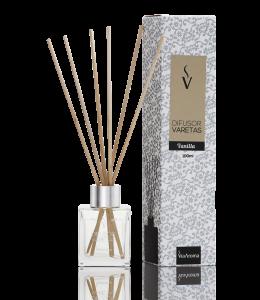 Difusor Ambiente Via Aroma Aromatizador Vareta Stick100ml Vanilla Angulo