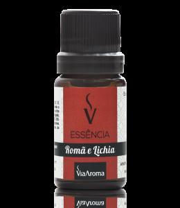 Essência Aromática Aroma Via Aroma Difusor Aromatizador Romã e Lichia cópia