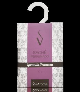 Via Aroma Sache Perfumado Lavanda Francesa
